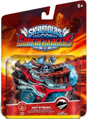 Skylanders SuperChargers: Vehicle Hot Streak