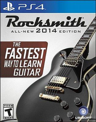 Rocksmith 2014 Edition - Somente Jogo PS4