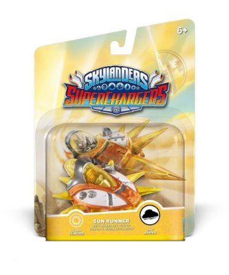 Skylanders SuperChargers Vehicle Sun Runner