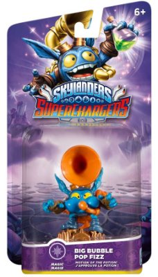 Skylanders SuperChargers: Driver Big Bubble Pop Fizz
