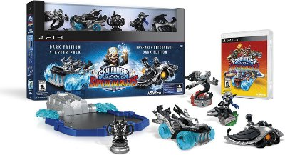 Skylanders Superchargers Dark Edition Starter Pack PS3