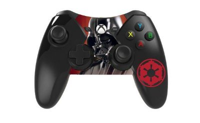 Controle Xbox One Star Wars Darth Vader