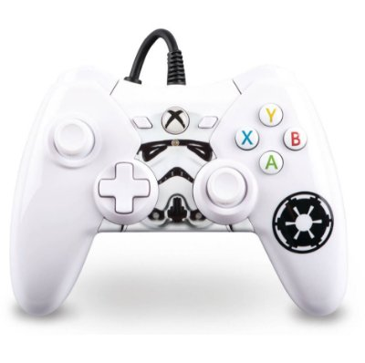 Controle Xbox One Star Wars Stormtrooper