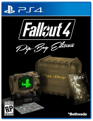 Fallout 4 - Pip-Boy Edition PS4