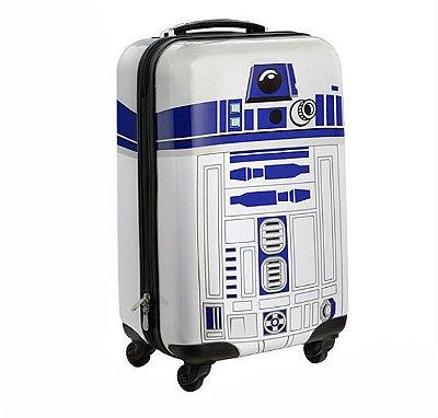 Mala Rígida Star Wars Rolling Thinkgeek R2-D2