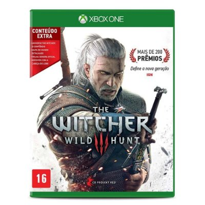The Witcher 3 Wild Hunter - Xbox One