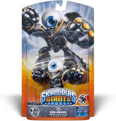 Skylanders Giants Eye-Brawl