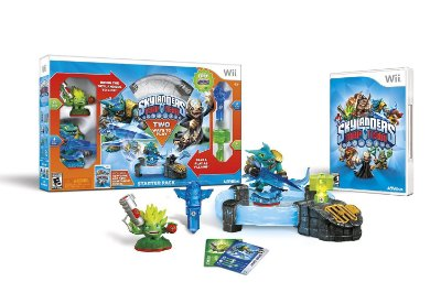 Skylanders Trap Team Starter Pack Wii