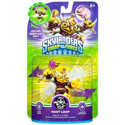 Skylanders Swap Force: Hoot Loop