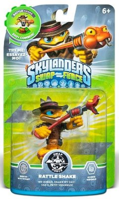 Skylanders Swap Force: Rattle Shake