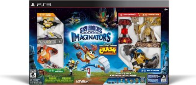 Skylanders Imaginators Crash Bandicoot Edition - PS3