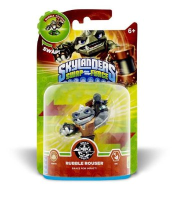 Skylanders SWAP Force: Rubble Rouser