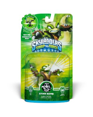 Skylanders SWAP Force: Stink Bomb