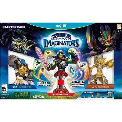 Skylanders Imaginators Starter Pack Wii U