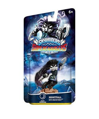 Skylanders SuperChargers: Drivers Nightfall