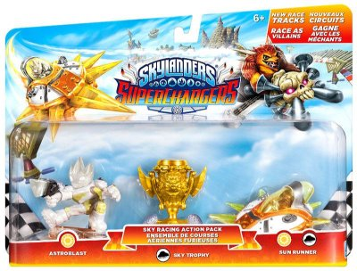 Skylanders SuperChargers Racing Sky Pack