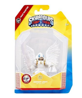 Skylanders Trap Team: Trap Master Knight Light