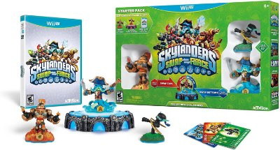 Skylanders Swap Force Starter Pack Wii U