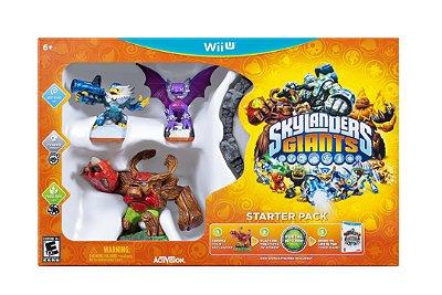 Skylanders Giants Starter Kit Wii U