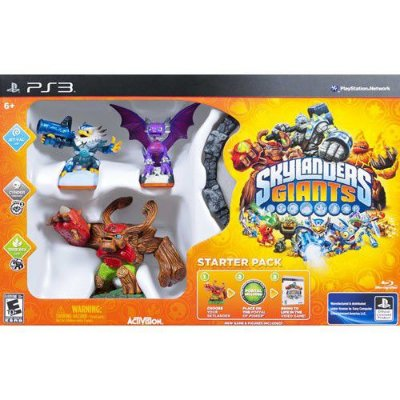 Skylanders Giants Starter Kit PS3