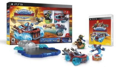Skylanders Superchargers Starter Pack PS3