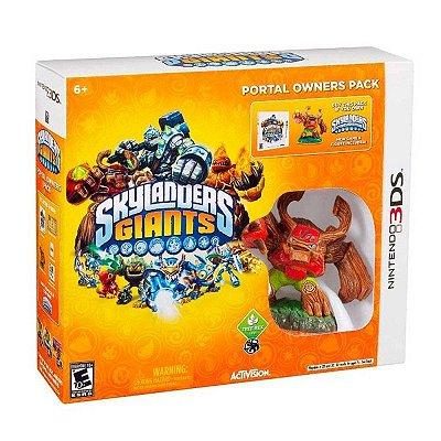 Skylanders Giants Portal Owners Pack 3DS