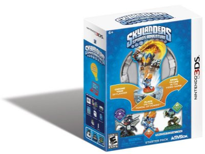 Skylanders Spyros Adventure Starter Pack 3DS