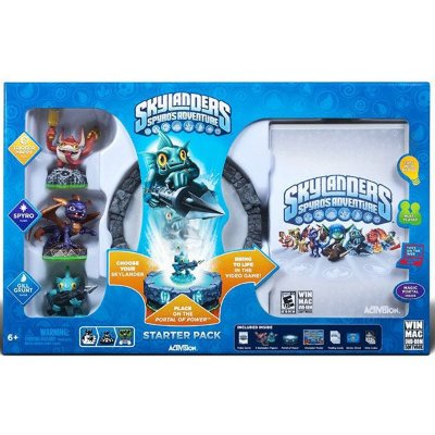 Skylanders Spyros Adventure Starter Pack PC
