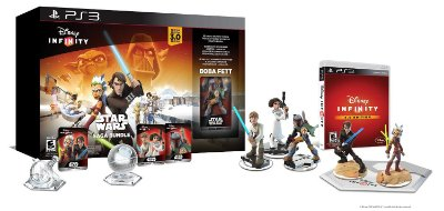 Disney Infinity 3.0 Star Wars Saga Bundle Collectors - PS3