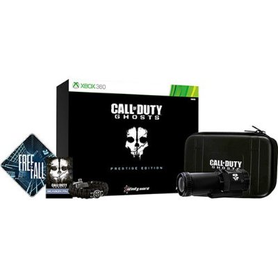 Call Of Duty: Ghosts Prestige Edition Xbox 360