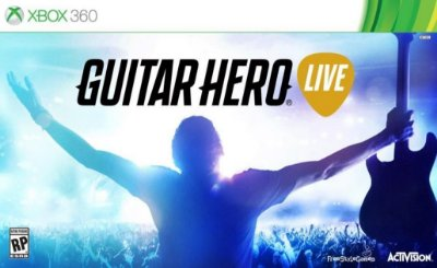 Guitar Hero Live Bundle com Guitarra Xbox 360