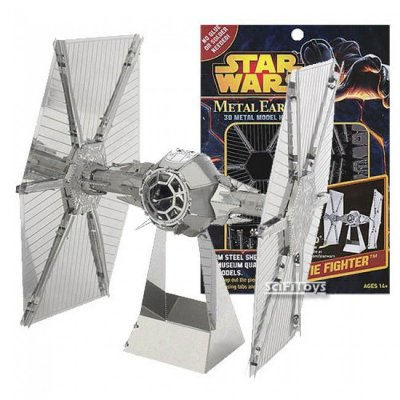 Star Wars Kits 3D Metal Model TIE Fighter