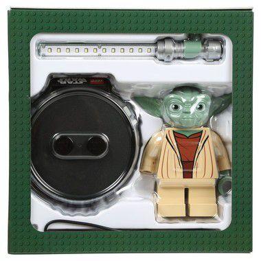 Lampada de Estudos LEGO Star Wars Yoda
