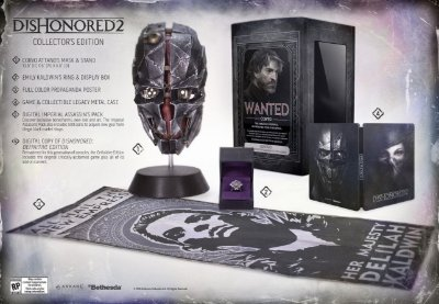 Dishonored 2 - Premium Collector's Edition Xbox One
