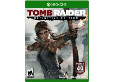 Tomb Raider Definitive Edition - Xbox One