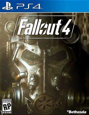 Fallout 4 + 2 Descansos de Copo Fallout PS4