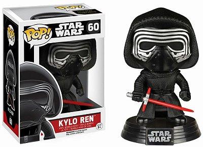Funko Pop Star Wars The Force Awakens 60 Kylo Ren Lightsaber