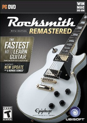Rocksmith 2014 Remastered C/ Cabo - Pc