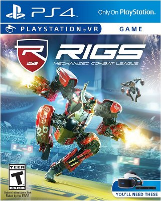 RIGS Mechanized Combat League - PS4 VR