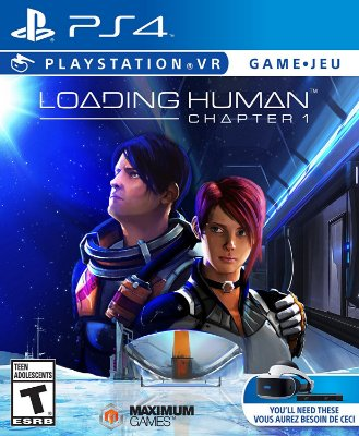 Loading Human - PS4 VR