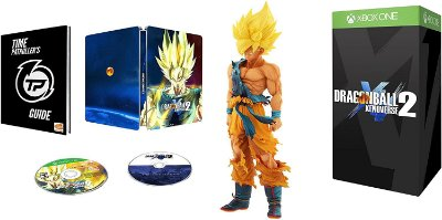 Dragon Ball Xenoverse 2 Collector's Edition - Xbox One