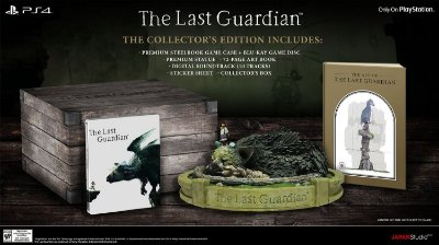 The Last Guardian Collector's Edition - PS4
