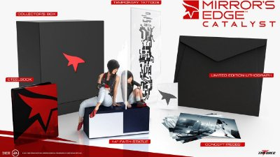 Mirror's Edge Catalyst Collector's Edition Xbox One