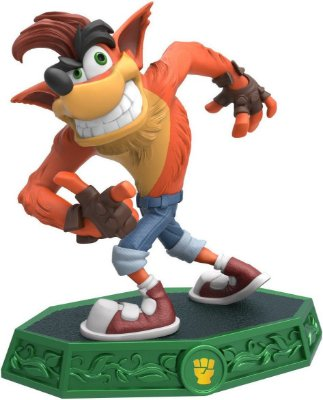 Skylanders Imaginators Crash Bandicoot Figura Avulsa