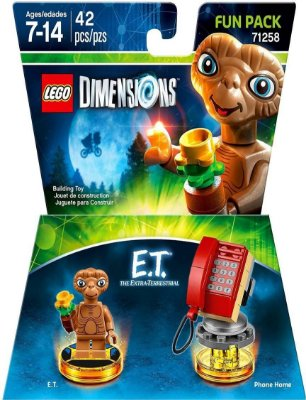 E.T. Fun Pack - LEGO Dimensions