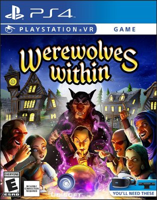 Werewolves Within - PS4 VR