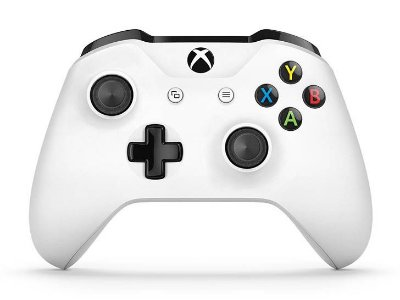 Controle Xbox One Wireless Bluetooth Windows Branco