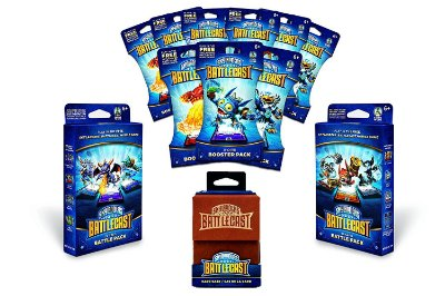 Skylanders Battlecast Ultimate Starter Pack - Android e iOS