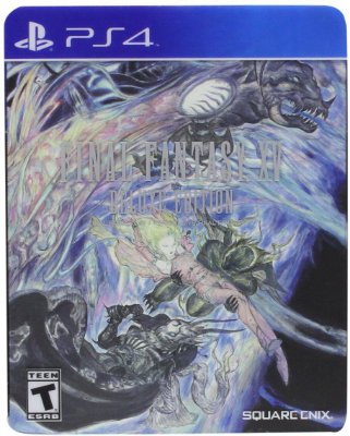 Final Fantasy XV Deluxe Edition - PS4