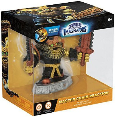 Skylanders Imaginators Sensei Chain Reaction (Earth) Figura Individual